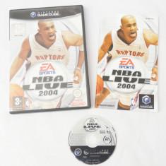Joc consola Nintendo Gamecube  Game Cube - NBA Live 2004