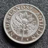 Antilele Olandeze 25 cent centi 1997, America Centrala si de Sud
