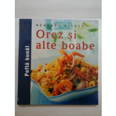 OREZ SI ALTE BOABE - READER'S DIGEST