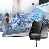 Purificator UVC HVAC 15W profesional pentru instalatie aer conditionat industrial, sterilizare 3000 mc/h