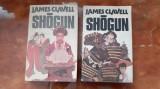 SHOGUN  JAMES CLAVELL -  2 volume  Editura Azur si Orizonturi