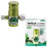 ISTA Reductor presiune CO2, vertical, 1 manometru, verde, I-648-2
