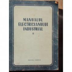 MANUALUL ELECTRICIANULUI INDUSTRIAL VOL.II