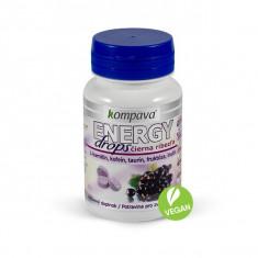 Energy Drops 80 capsule coacaz negru