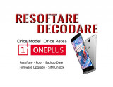 Decodare ONEPLUS Software – deblocare resoftare unlock