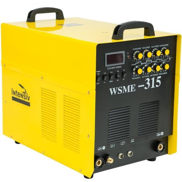 Invertor de sudura aluminiu TIG/MMA WSME 315 AC/DC 400V, Intensiv