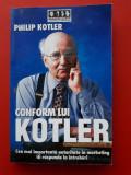 CONFORM LUI KOTLER × Philip Kotler