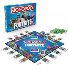 Joc Monopoly Fortnite Edition Board Game