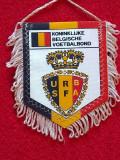 Fanion fotbal - Federatia de Fotbal din BELGIA