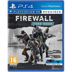 Joc VR Firewall pentru PlayStation 4