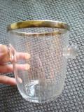 Frapiera sticla si argint 925