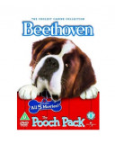 Filme Comedie Beethoven's Complete Dog-Gone Collection 1-5 [DVD] Noi, Engleza, independent productions