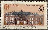 Germania Oficiul postal din Frankfurt, Posta, Stampilat
