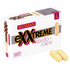 Exxtreme Libido Hot - Pastile Stimulare Libido 2 Capsule pentru Femei