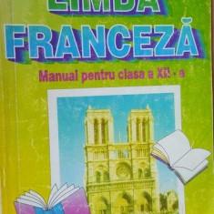 Limba franceza manual pt. clasa a12-a-Marcel Saras