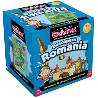 BrainBox - Descopar Romania foto