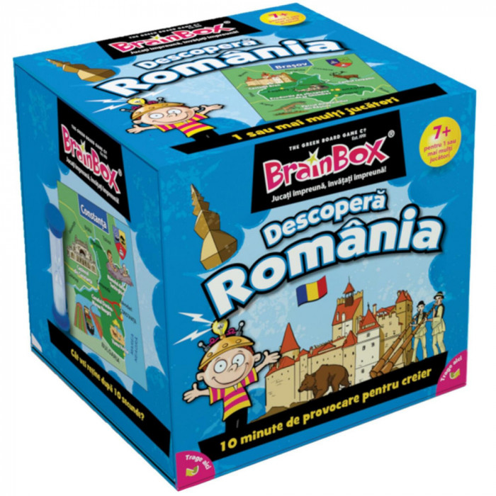 BrainBox - Descopar Romania