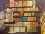 Lot timbre fiscale/vignete Romania