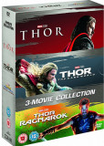 Filme Marvel Thor DVD BoxSet Complete Collection, Engleza, independent productions