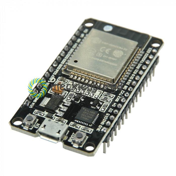 ESP-32 Wireless WiFi Bluetooth Board 2.4GHz Micro USB CP2102 Dual Core