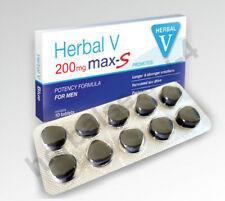 Herbal V Blue, noua generatie pastile potenta, erecție, ejaculare pre, impotență foto