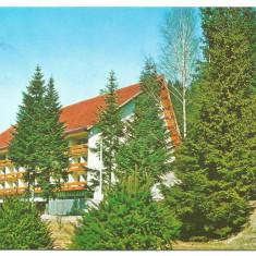 @carte postala-  TUSNAD-Hotel  Ciucas