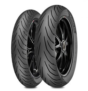 Motorcycle Tyres Pirelli Angel CiTy ( 100/70-17 TL 49V Roata spate, M/C )