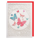 Felicitare - Happiness - Butterfly | Alljoy Design