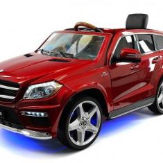 Masinuta electrica Mercedes GL63 DELUXE Rosu