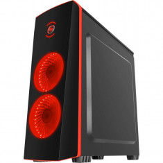GARANTIE! PC Gaming i7 2600 16GB DDR3 SSD 240GB + HDD 500GB RX 470 8GB 256-bit