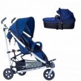 Cumpara ieftin Carucior copii 2 in 1 cadru aluminiu Buggster S Blue