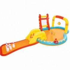 Loc de joaca cu piscina gonflabila pentru copii Bestway