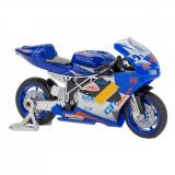 Motocicleta Globo Spidko, 1:18, Albastru