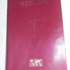 Biblia sau Sfanta scriptura a Vechiului sau Noului Testament,2004,T.GRATUIT