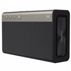 Boxa portabila wireless Creative Sound Blaster Roar 2 CLE-R, Bluetooth, NFC, Powerbank, MicroSD reader, Black