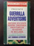 GUERILLA ADVERTISING - Jay Conrad Levinson