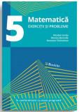 Matematica - Exercitii si probleme pentru clasa a V-a | Nicolae Sanda, Monica Berende, Nastasia Chiciudean