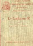 Le Latin en 5e. Grammaire, vocabulaire, exercices... par Gaston Cayrou et al.