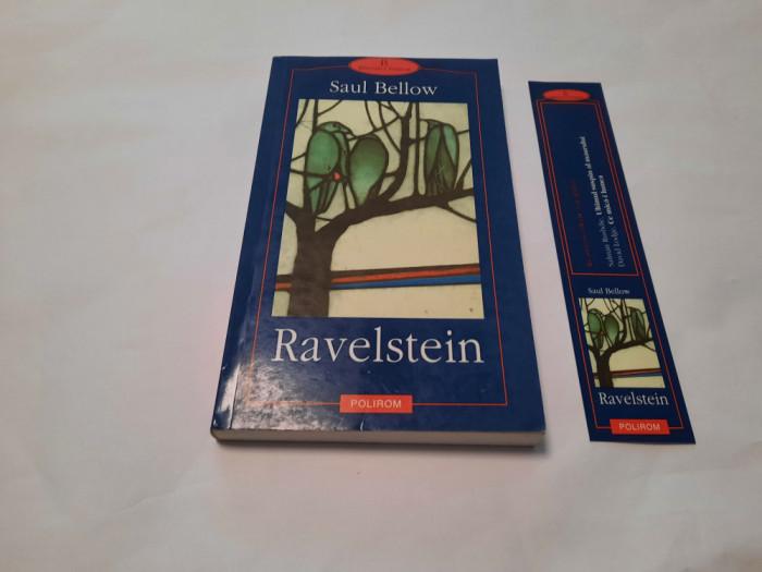 SAUL BELLOW - RAVELSTEIN   RF22/1