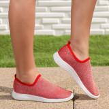 Pantofi sport dama rosii Remiris