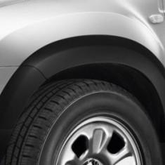 Kit protectii bandouri aripa si bara stanga fata Dacia Duster 2009-2017