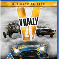 V-Rally 4 Ultimate Edition Ps4