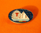 Insigna CFR   Tunele  Brasov
