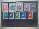 HOPCT LOT NR 90 OLANDA - 10 TIMBRE VECHI STAMPILATE-, Stampilat