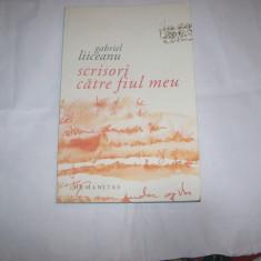 SCRISORI CATRE FIUL MEU GABRIEL LIICEANU