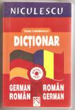 Ioan Lazarescu-Dictionar german-roman,roman-german