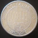 Moneda 1000 LEI - ROMANIA, anul 2003    *cod 238, Aluminiu