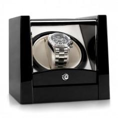 Klarstein Klarstein Cannes , suport mobil pentru ceas de mână, 1ceas, lac negru piano