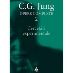 Cercetări experimentale. Opere Complete (Vol. 2)