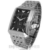 Ceas Empario Armani AR0474 original nou cu eticheta, Lux - elegant, Quartz, Inox